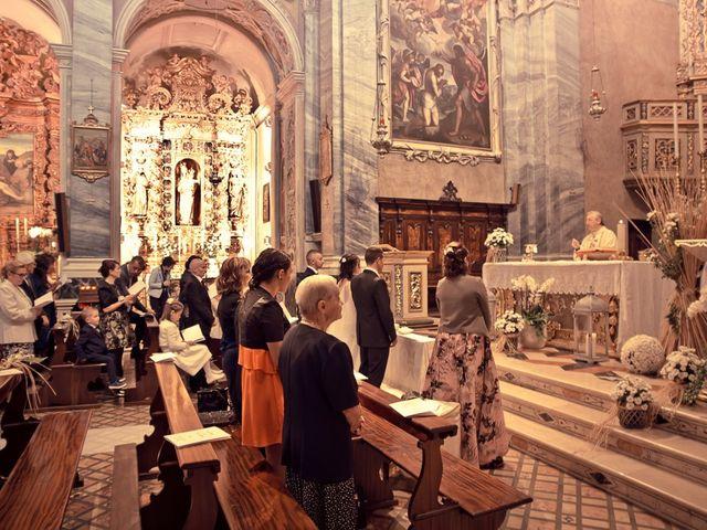 Il matrimonio di Marco e Gemma a Lumezzane, Brescia 87