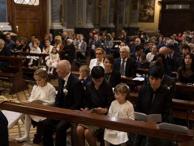 Il matrimonio di Marco e Gemma a Lumezzane, Brescia 89