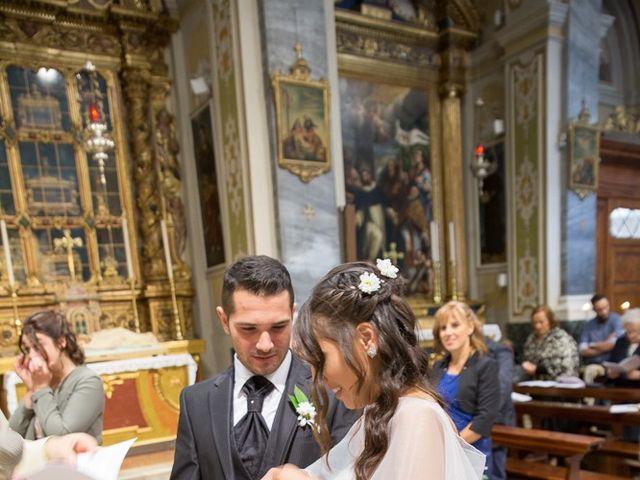 Il matrimonio di Marco e Gemma a Lumezzane, Brescia 96