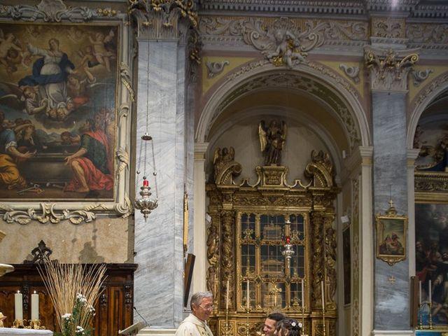 Il matrimonio di Marco e Gemma a Lumezzane, Brescia 97