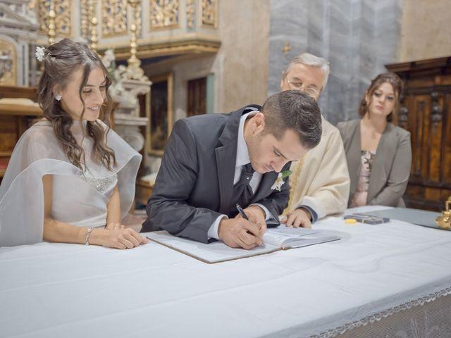 Il matrimonio di Marco e Gemma a Lumezzane, Brescia 108