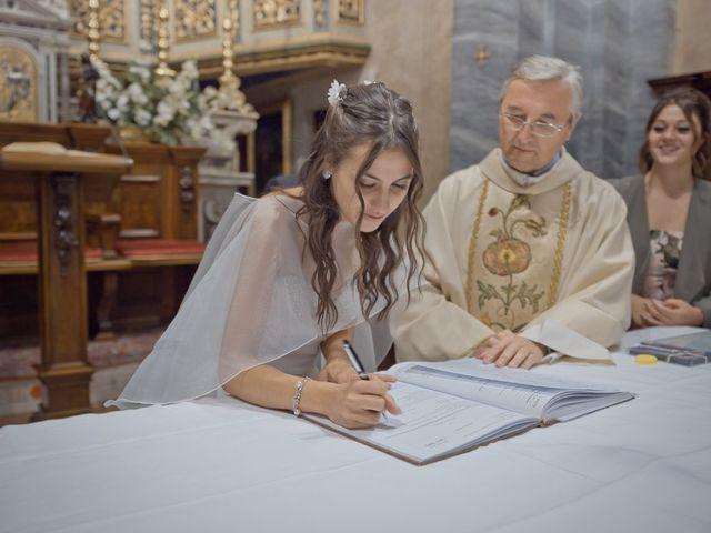 Il matrimonio di Marco e Gemma a Lumezzane, Brescia 109