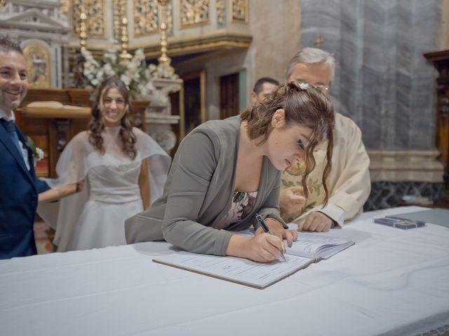 Il matrimonio di Marco e Gemma a Lumezzane, Brescia 110