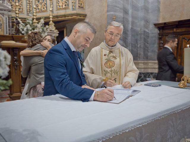 Il matrimonio di Marco e Gemma a Lumezzane, Brescia 111