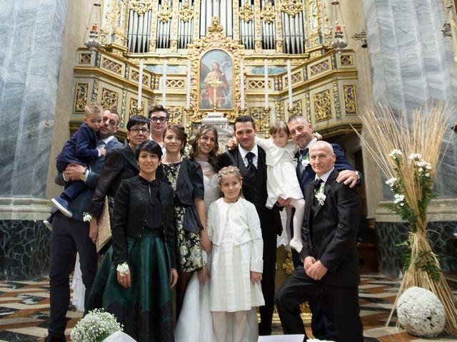 Il matrimonio di Marco e Gemma a Lumezzane, Brescia 115