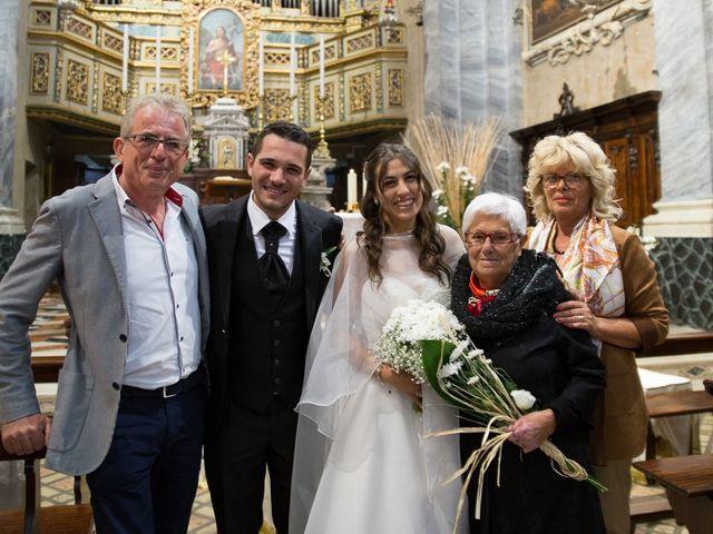 Il matrimonio di Marco e Gemma a Lumezzane, Brescia 118