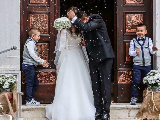 Il matrimonio di Marco e Gemma a Lumezzane, Brescia 123