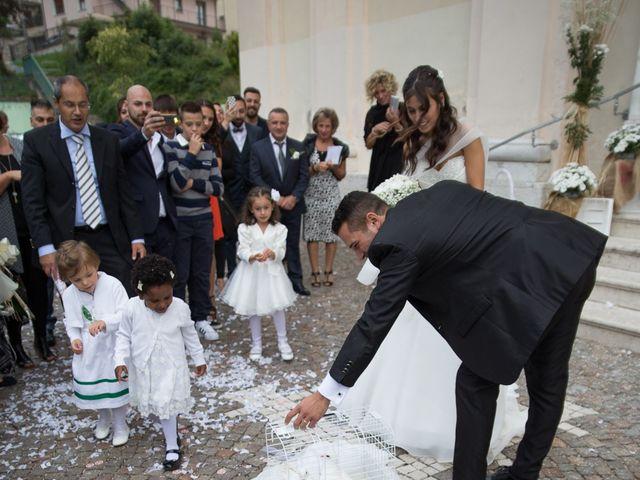 Il matrimonio di Marco e Gemma a Lumezzane, Brescia 127
