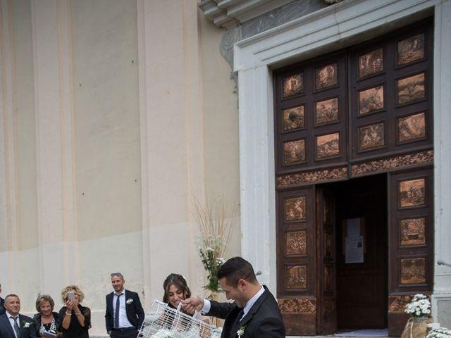 Il matrimonio di Marco e Gemma a Lumezzane, Brescia 128