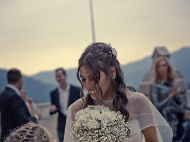 Il matrimonio di Marco e Gemma a Lumezzane, Brescia 130