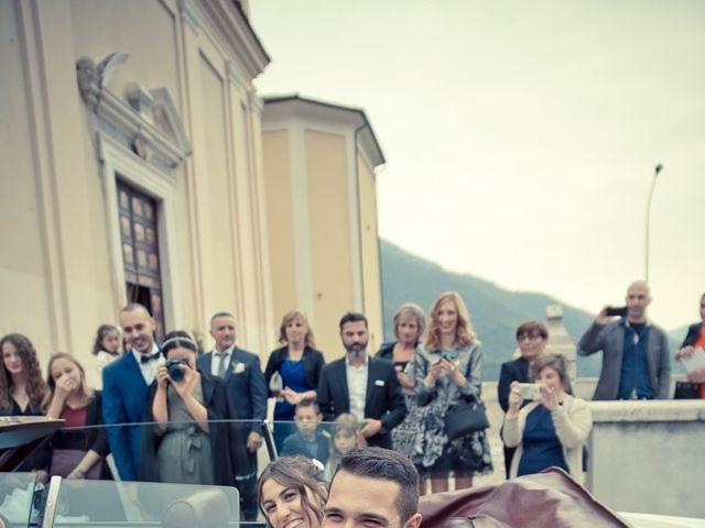 Il matrimonio di Marco e Gemma a Lumezzane, Brescia 138