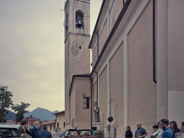 Il matrimonio di Marco e Gemma a Lumezzane, Brescia 140