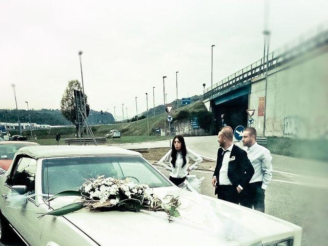 Il matrimonio di Marco e Gemma a Lumezzane, Brescia 142