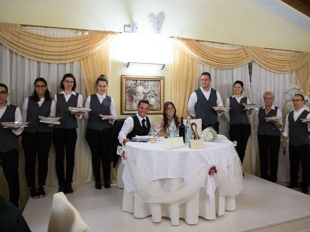Il matrimonio di Marco e Gemma a Lumezzane, Brescia 165