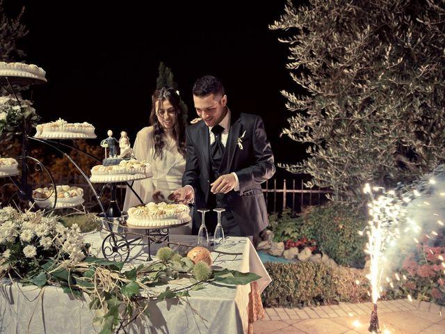 Il matrimonio di Marco e Gemma a Lumezzane, Brescia 187