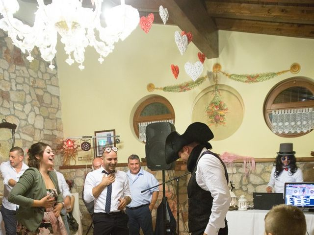 Il matrimonio di Marco e Gemma a Lumezzane, Brescia 193