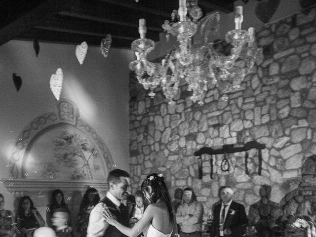 Il matrimonio di Marco e Gemma a Lumezzane, Brescia 207
