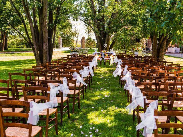 Il matrimonio di Patrick e Francesca a Pavia, Pavia 9