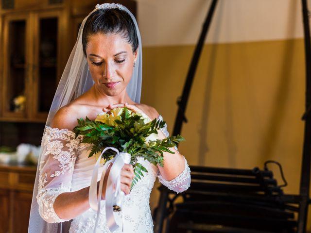Il matrimonio di Patrick e Francesca a Pavia, Pavia 13