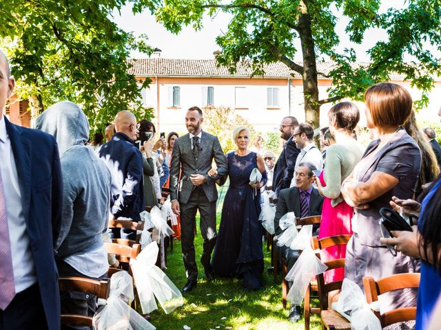 Il matrimonio di Patrick e Francesca a Pavia, Pavia 15