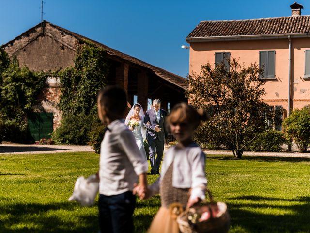 Il matrimonio di Patrick e Francesca a Pavia, Pavia 1