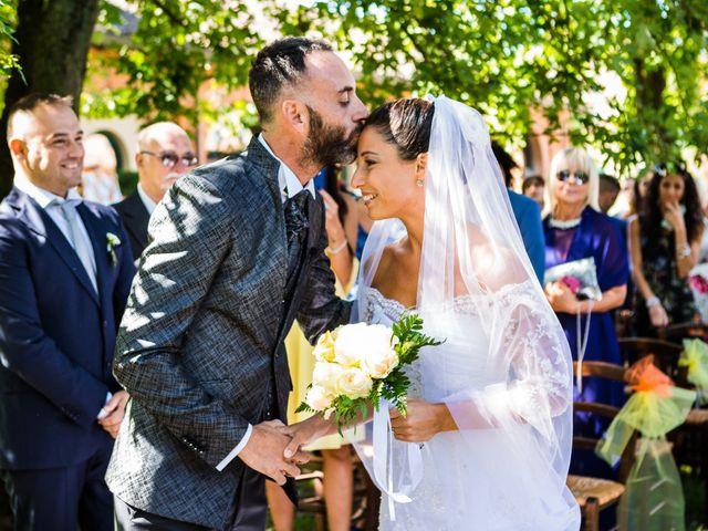 Il matrimonio di Patrick e Francesca a Pavia, Pavia 18