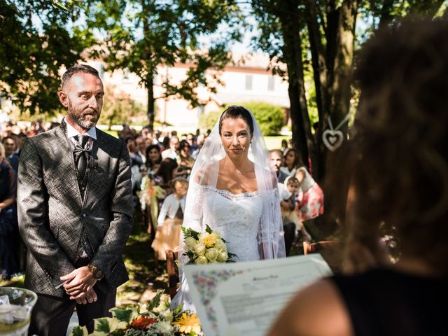 Il matrimonio di Patrick e Francesca a Pavia, Pavia 19