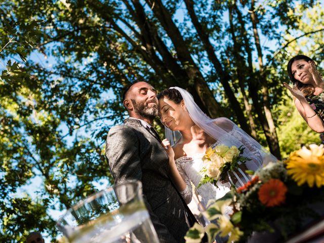 Il matrimonio di Patrick e Francesca a Pavia, Pavia 21