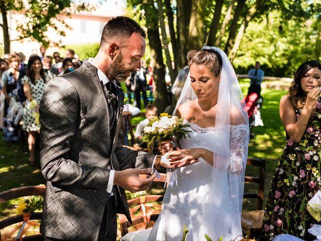 Il matrimonio di Patrick e Francesca a Pavia, Pavia 22