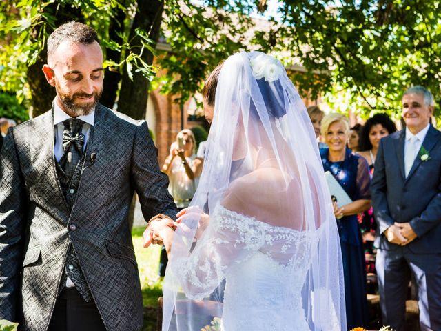 Il matrimonio di Patrick e Francesca a Pavia, Pavia 23