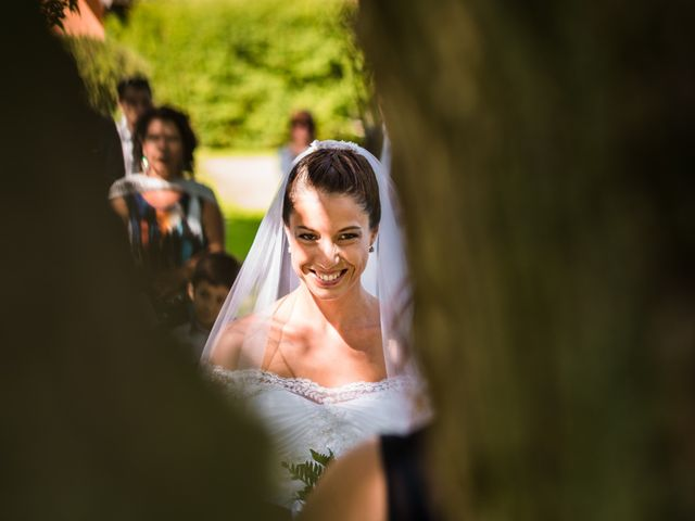 Il matrimonio di Patrick e Francesca a Pavia, Pavia 25