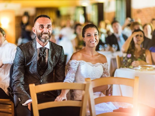 Il matrimonio di Patrick e Francesca a Pavia, Pavia 35