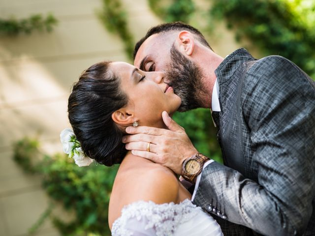 Il matrimonio di Patrick e Francesca a Pavia, Pavia 40