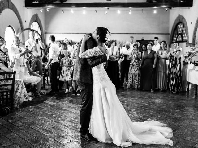 Le nozze di Francesca e Patrick