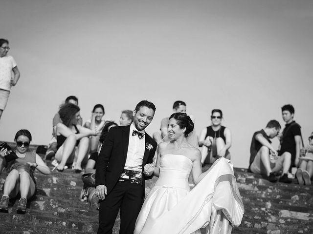 Il matrimonio di Roberto e Marika a Firenze, Firenze 2