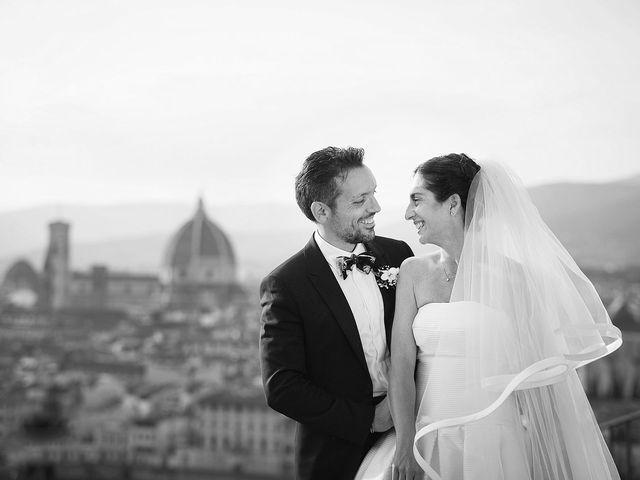 Il matrimonio di Roberto e Marika a Firenze, Firenze 6