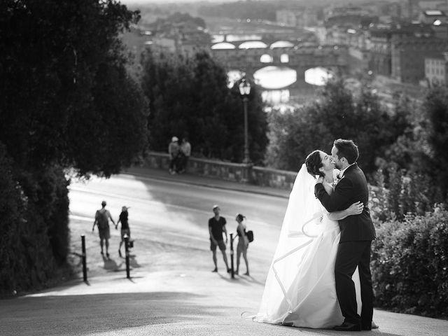 Il matrimonio di Roberto e Marika a Firenze, Firenze 8