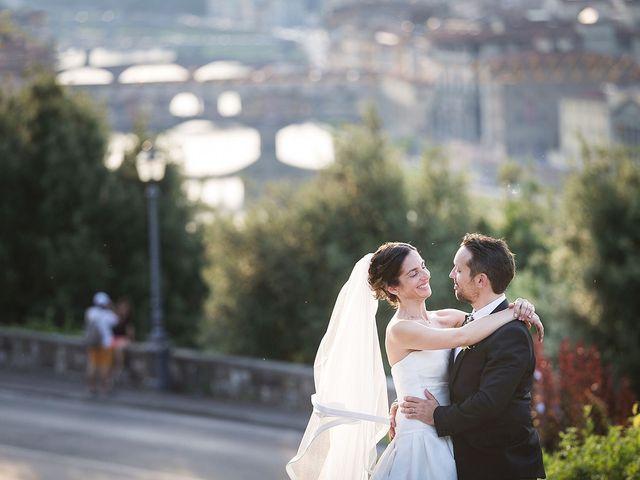 Il matrimonio di Roberto e Marika a Firenze, Firenze 10