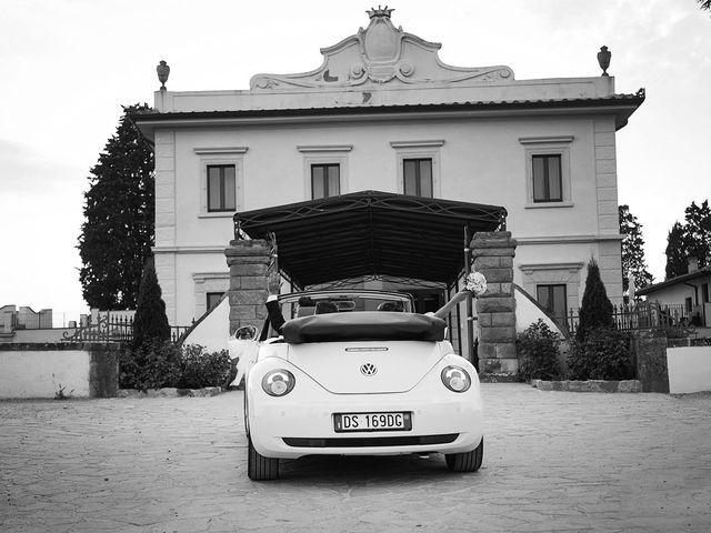 Il matrimonio di Roberto e Marika a Firenze, Firenze 13