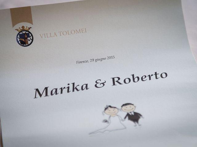 Il matrimonio di Roberto e Marika a Firenze, Firenze 33