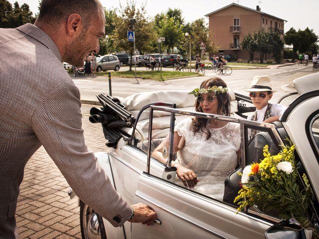 Il matrimonio di Andrea e Francesca a Mirandola, Modena 7