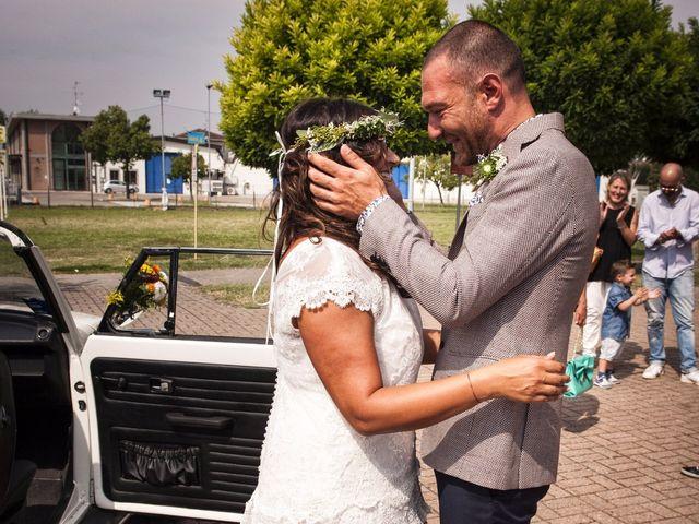 Il matrimonio di Andrea e Francesca a Mirandola, Modena 8