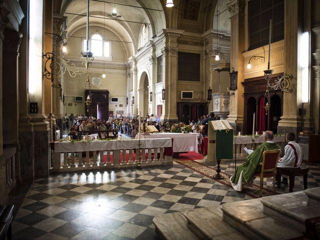 Il matrimonio di Andrea e Francesca a Mirandola, Modena 1