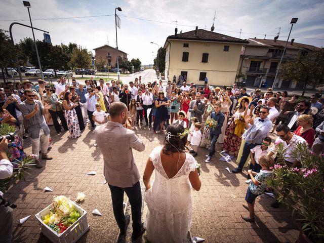 Il matrimonio di Andrea e Francesca a Mirandola, Modena 16