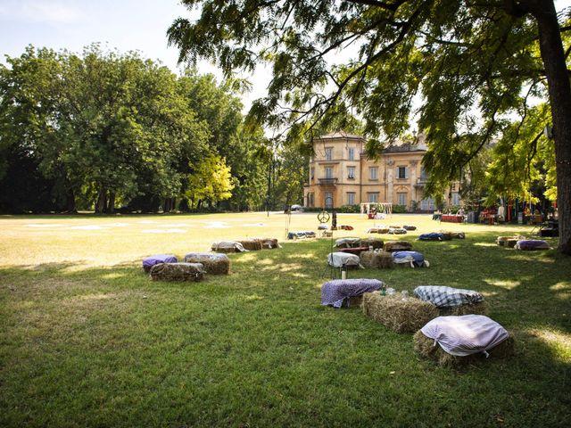Il matrimonio di Andrea e Francesca a Mirandola, Modena 17