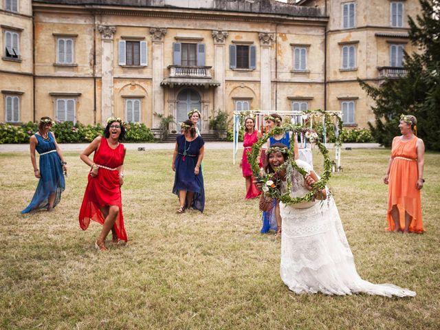 Il matrimonio di Andrea e Francesca a Mirandola, Modena 21
