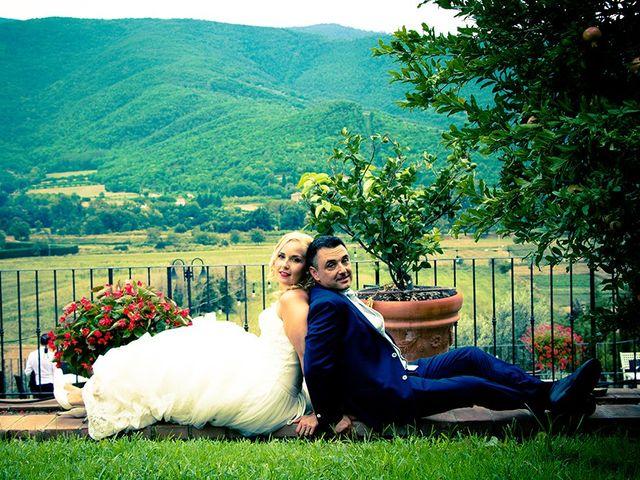 Il matrimonio di Silvia e Alessandro a Arezzo, Arezzo 7