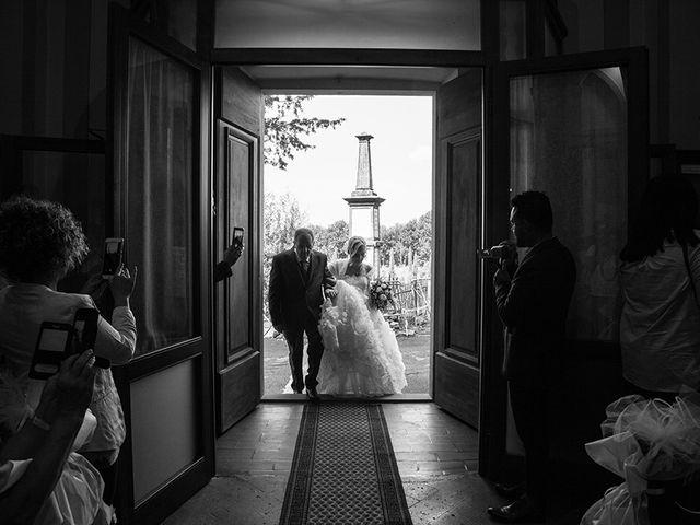 Il matrimonio di Silvia e Alessandro a Arezzo, Arezzo 14