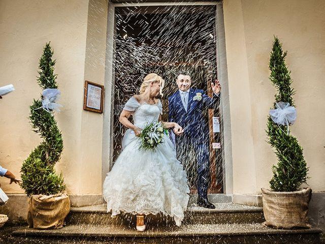 Il matrimonio di Silvia e Alessandro a Arezzo, Arezzo 15