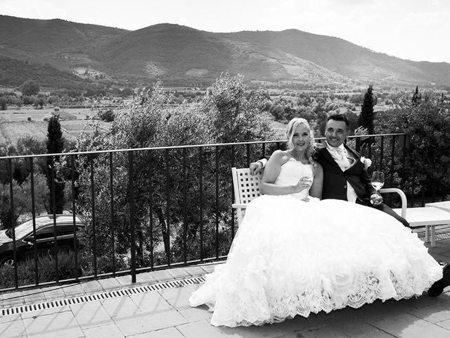 Il matrimonio di Silvia e Alessandro a Arezzo, Arezzo 18